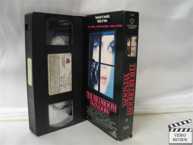 bedroom window the vhs steve guttenberg 28485152090 ebay