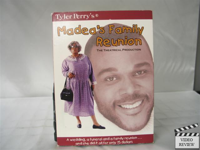 Toys For Family Reuion : Madea s family reunion dvd stage play ebay