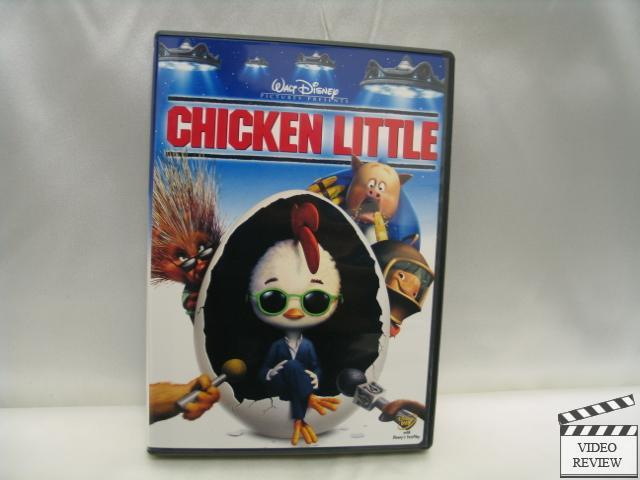 Chicken Little (DVD, 2006, Widescreen) 786936246803 | eBay