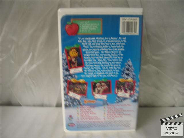 Barney S Night Before Christmas Vhs 1999 45986020345 Ebay