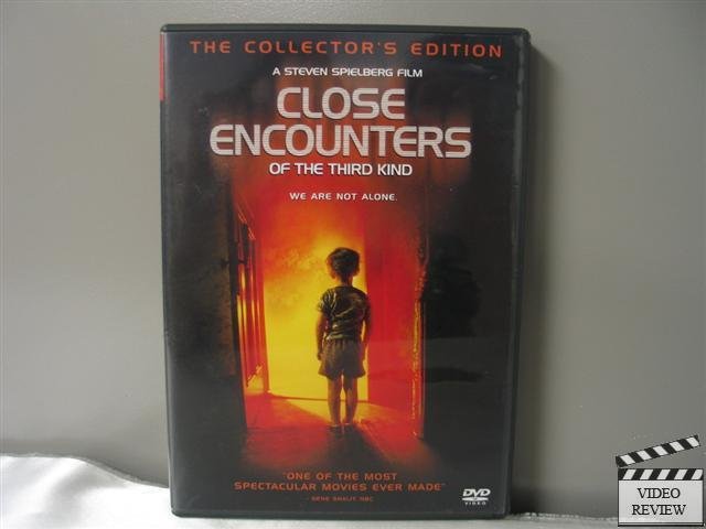 Close Encounters Of The Third Kind Dvd 2002 Single Disc
