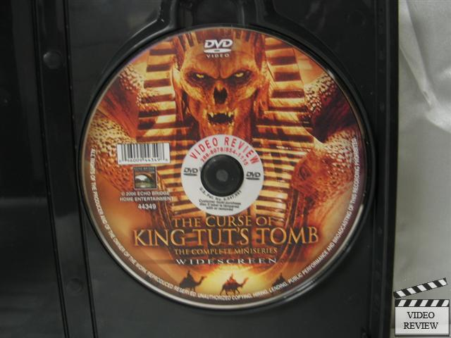 The Curse Of King Tut's Tomb (DVD, 2006) 96009443498
