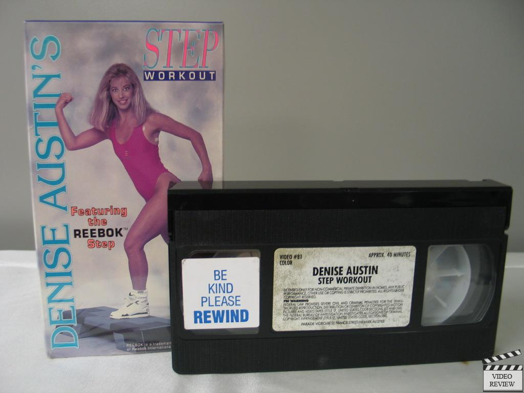 Denise Austin Early Videos