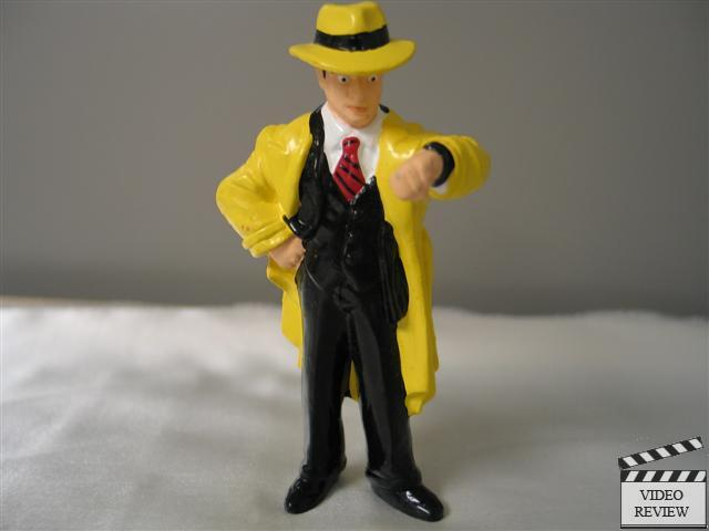 Dick tracy figure lady superb!!!