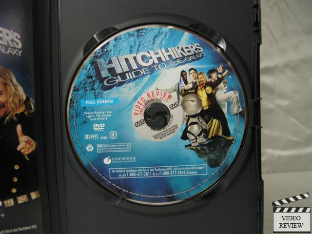 Hitchhiker S Guide To The Galaxy Dvd 2005 Full Screen