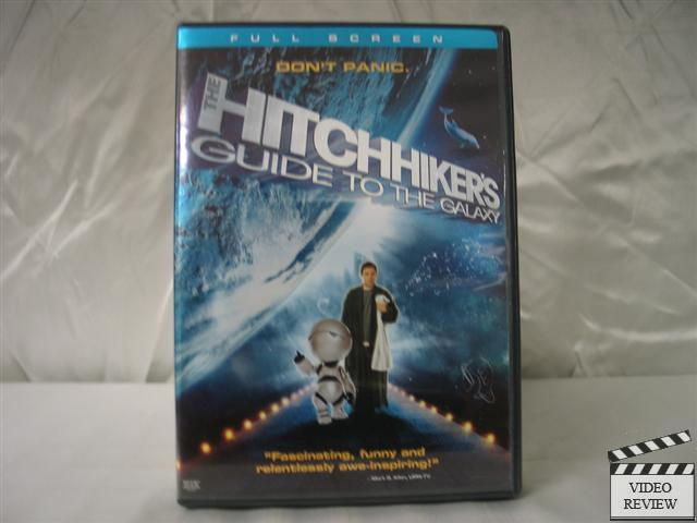 hitchhikers guide to the galaxy full