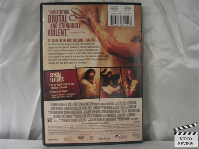 Inside dvd 2008 unrated ebay for Inside unrated movie