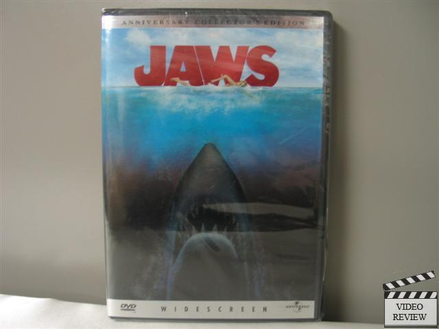 Jaws Dvd 2000 Anniversary Collector S Edition Dolby 5