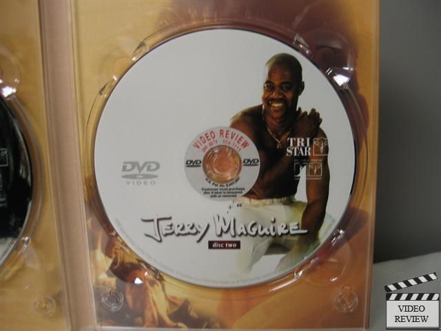 Jerry Maguire Dvd 2002 2 Disc Set Special Edition