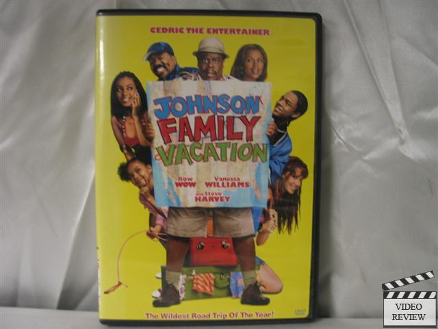 Johnson Family Vacation (DVD, 2009) 24543133087 | eBay
