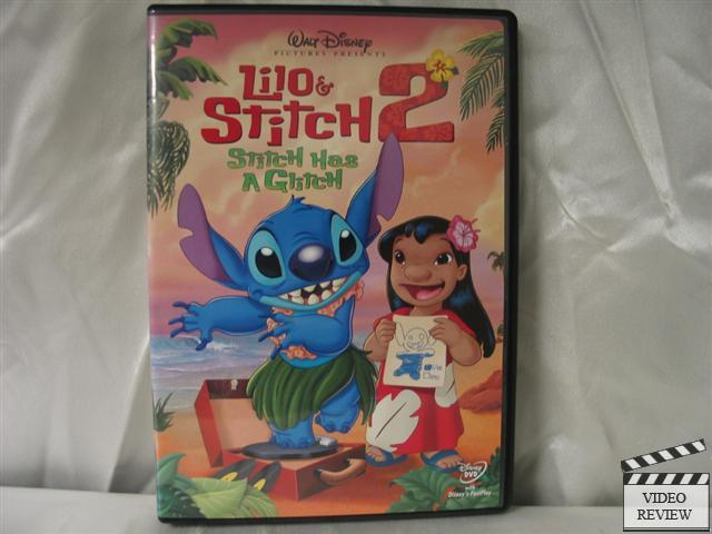 Lilo & Stitch 2: Stitch Has A Glitch (DVD, 2005) Animated ...
