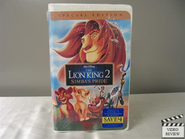 lion king 2  simba u0026 39 s pride