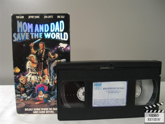 Mom and Dad Save the World Film (1992) · Trailer · Kritik ...
