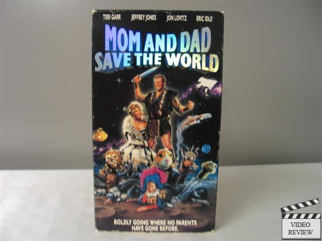 Mom and dad save the world (VHS tape, 1992) [WorldCat.org]