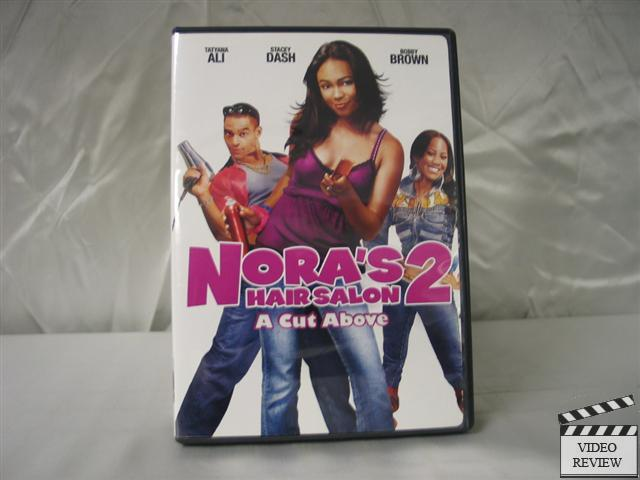 Nora 39 s hair salon 2 dvd 2009 ebay for Nora s hair salon 2