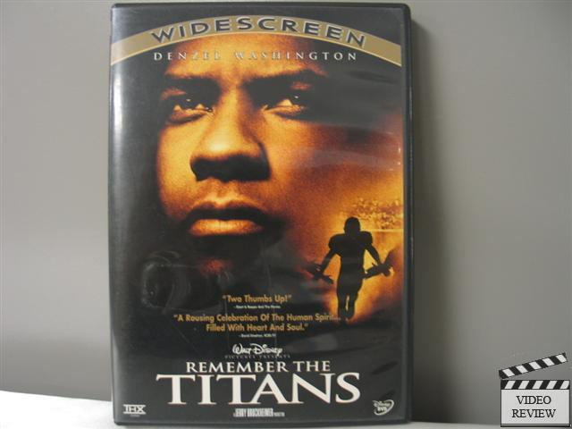 film review remember the titans 2000 For remember the titans (2000) you can upload an image submit a video or movie clip add additional information write your own review tcm messageboards post your comments here add your comment.