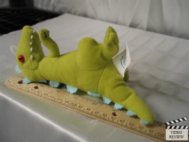 Reptar - Rugrats mini beanbag doll; Applause NEW | eBay