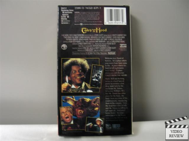Tales From The Hood Vhs Clarence Williams Iii David Allen