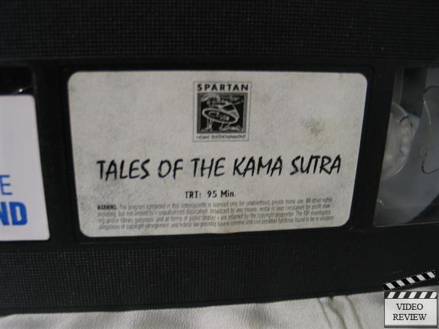Tales of the kama sutra the perfumed garden vhs ivan baccarat amy lindsay for Tales of the kama sutra the perfumed garden