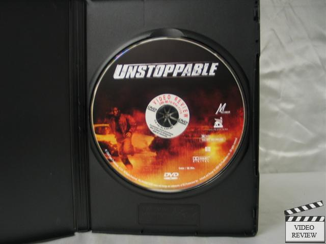 Unstoppable (DVD, 2004) Wesley Snipes | eBay