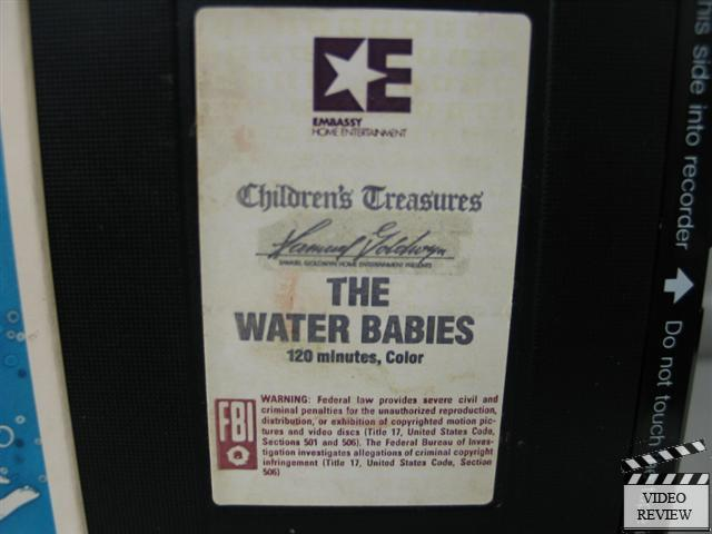 Water Babies The Vhs Tommy Pender James Mason Ebay