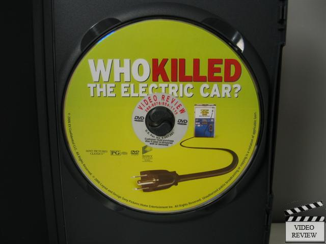 english who killed the electric car essay
