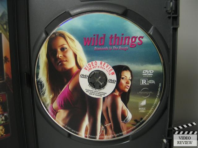 Wild Things: Diamonds in the Rough (DVD, 2005) 43396109209 ...