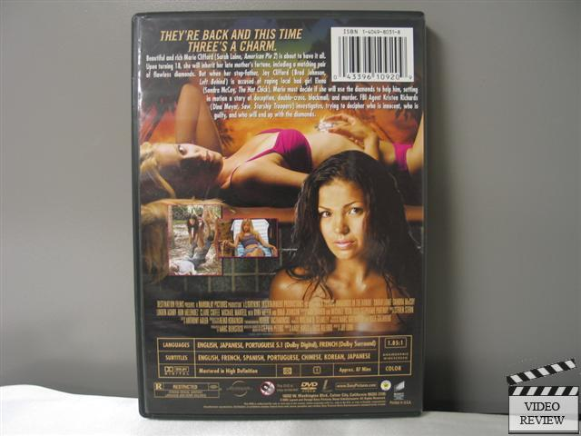 Wild Things: Diamonds in the Rough (DVD, 2005)