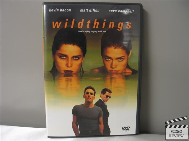 Wild Things (DVD, 1998, Rated, French and English ...