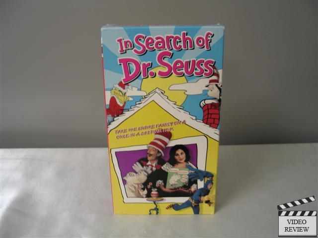 Dr Seuss In Search Of Dr Seuss Vhs 1995 Kathy