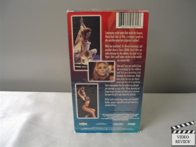strip for action vhs 1999 unrated version maria ford. Black Bedroom Furniture Sets. Home Design Ideas