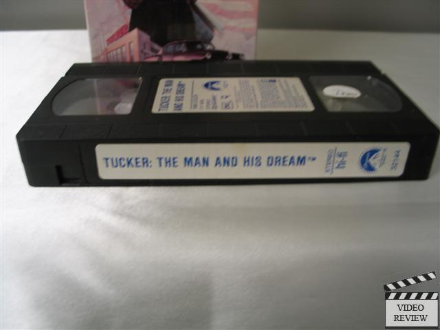 tucker the man and his dream vhs jeff bridges 97363214434 ebay. Black Bedroom Furniture Sets. Home Design Ideas