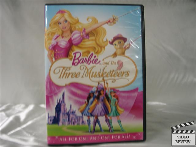 barbie and the three musketeers 2009 v movie review auto