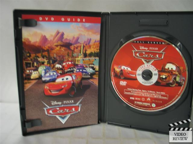 cars dvd 2006 full frame owen wilson 786936708103 ebay. Black Bedroom Furniture Sets. Home Design Ideas