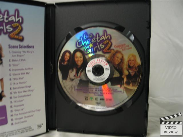 The Cheetah Girls DVD | eBay
