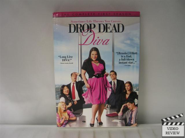 Drop dead diva the complete first season dvd 2010 - Drop dead diva dvd ...