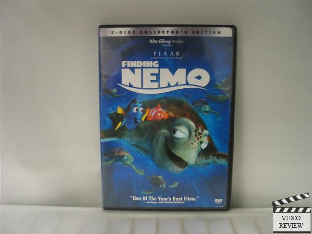 Details about Finding Nemo DVD Wide Screen Disc Only Albert Brooks