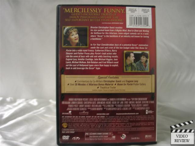 For Your Consideration (DVD, 2007) | eBay