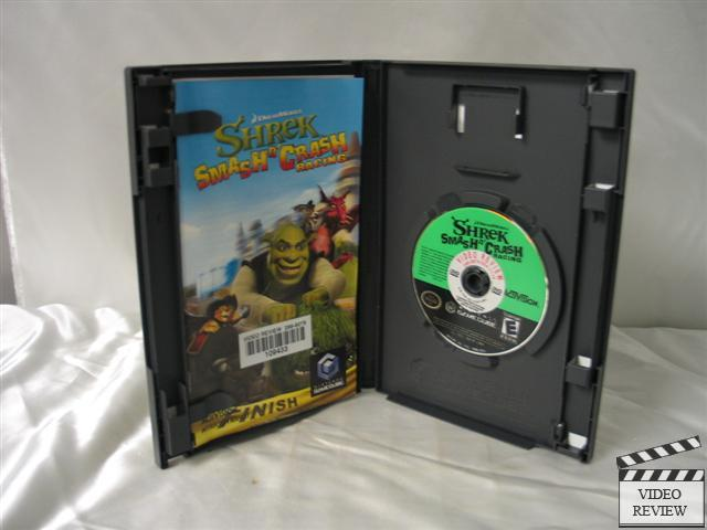 Shrek Smash n Crash Racing (Nintendo GameCube, 2006) 047875752832